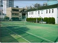 【区営】青山運動場 港区【東京都テニスコート検索】