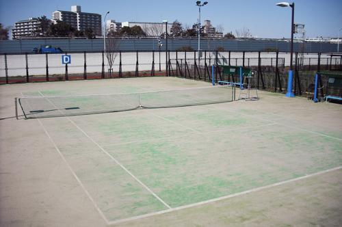 【区営】水辺のスポーツガーデンテニスコート【東京都テニスコート検索】