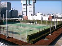 【区営】芝浦中央公園運動場 港区【東京都テニスコート検索】